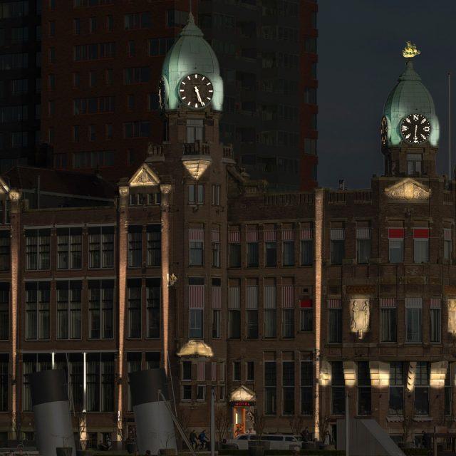 Lichtontwerp Hotel New York