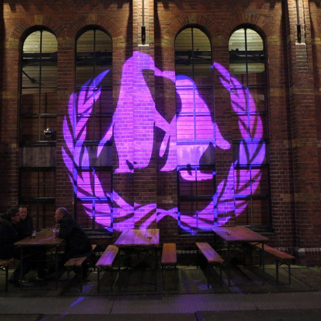 Lichtontwerp Roze Filmdagen