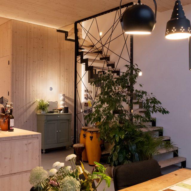 Lichtontwerp zelfbouwhuis